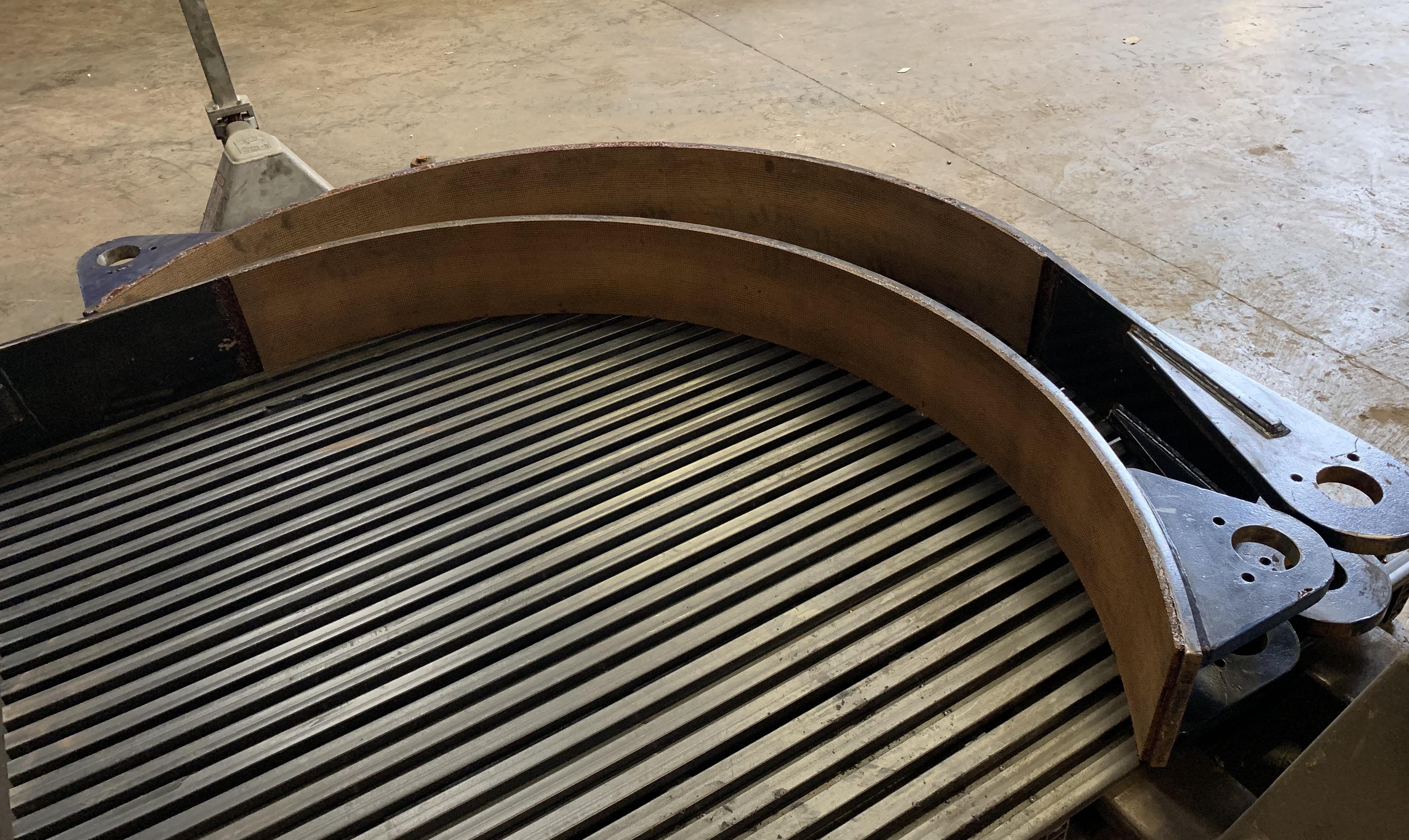 Large brake band
