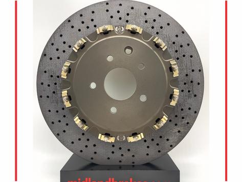 Nissan Carbon Ceramic Brakes