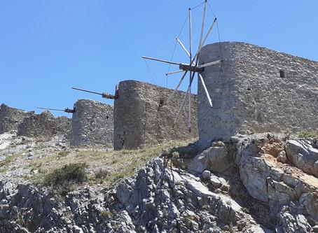 Die Windmühlen von Lasithi