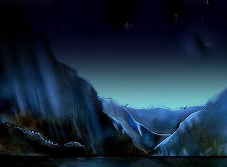 Im finstern Tal