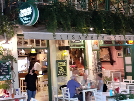 Kretas Tavernen