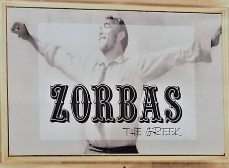 Zorbas, der Grieche