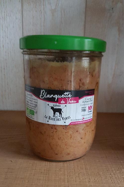 Blanquette de Veau (700gr)