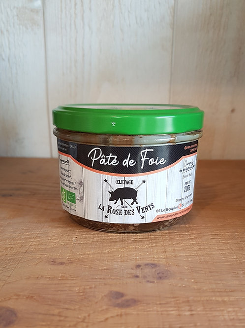 Paté de foie (200g)