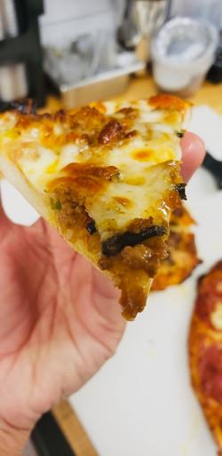 mini pizza yummy