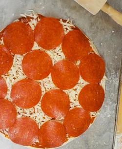 jumbo pepperoni