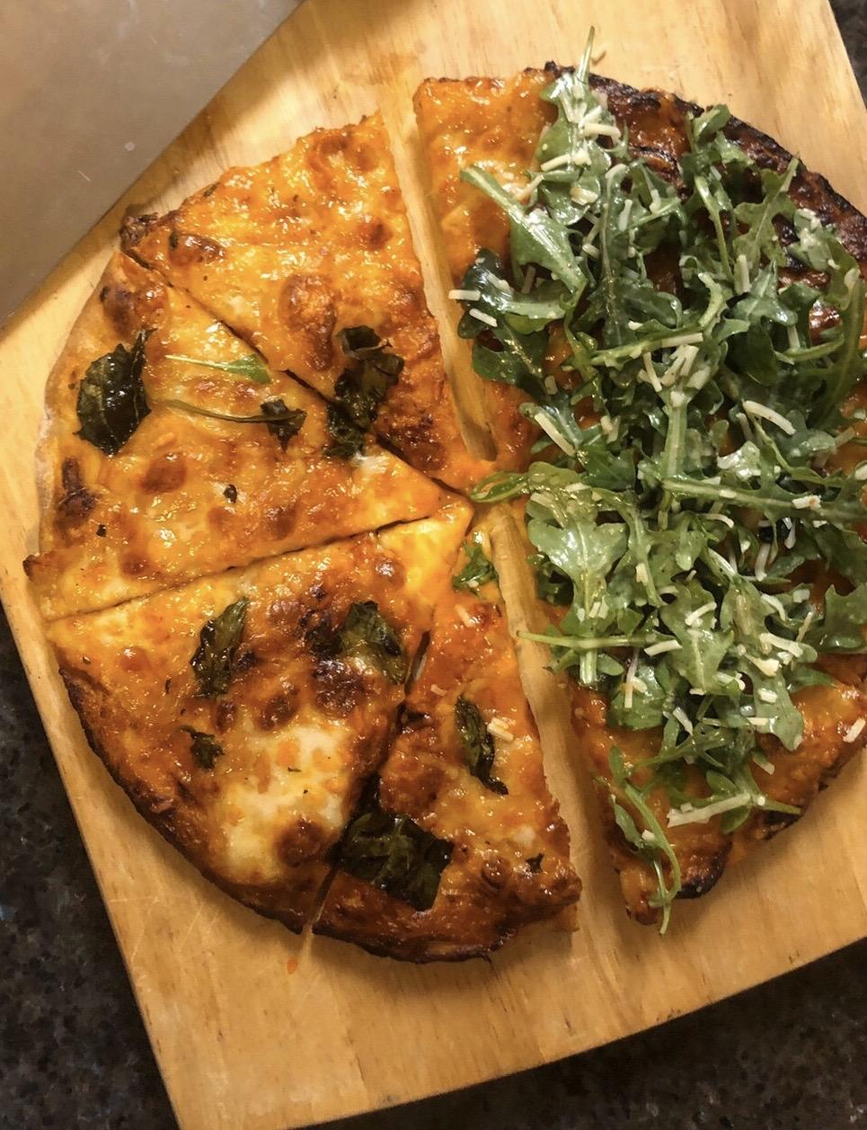 arugala pizza