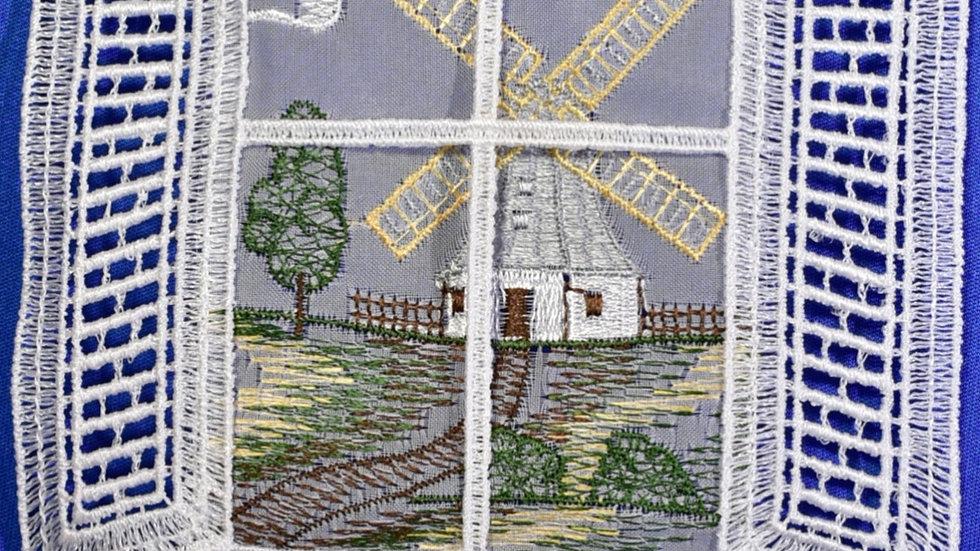Fensterbilder - Muhle / windmill