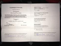 Legal Document Translation - AZ