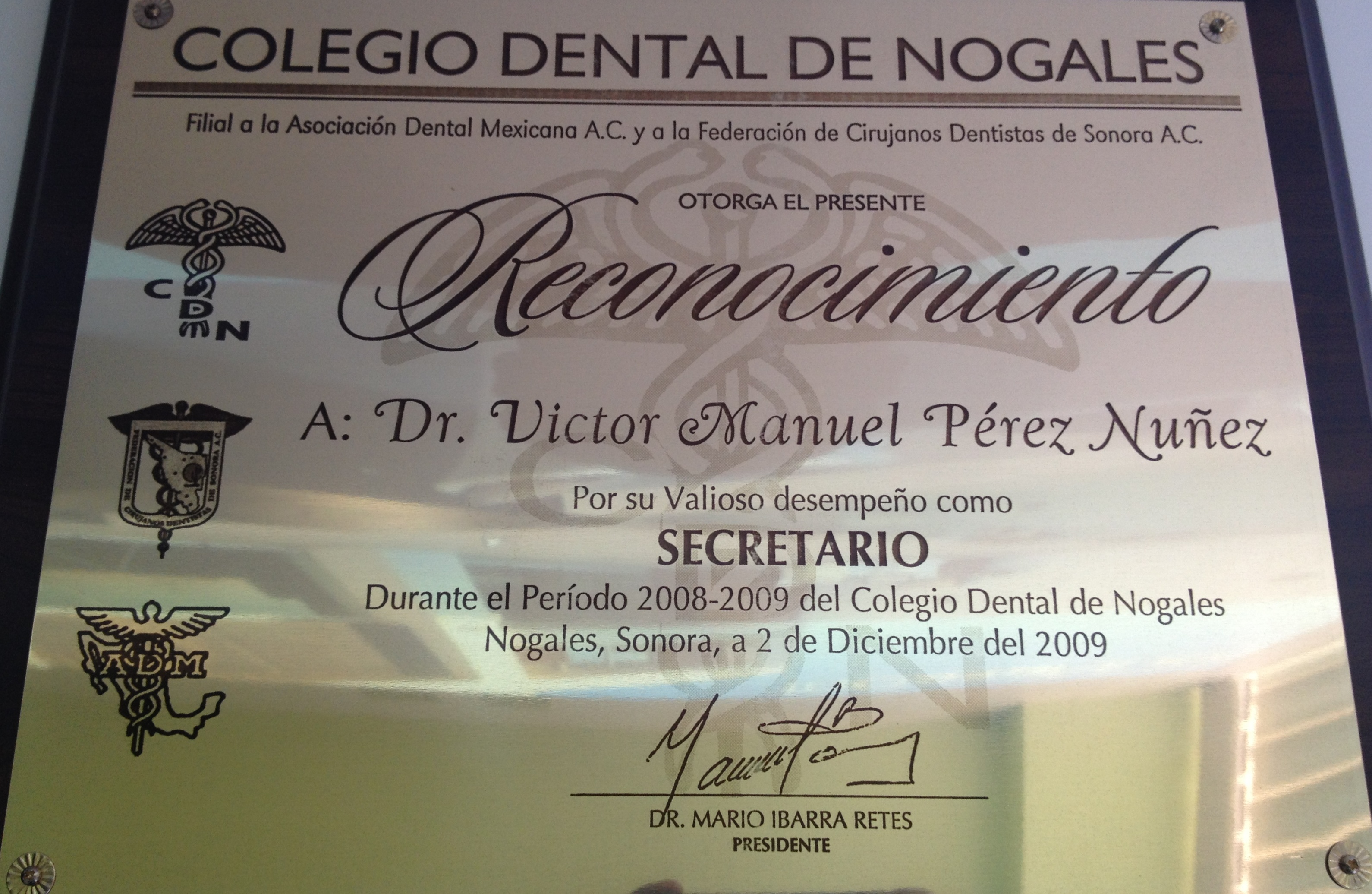 Dental Collage of Nogales Sonora