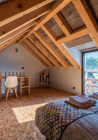Réhabilitation grange Hautes-Pyrénées