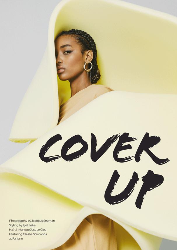 COVER UP // GASCHETTE MAGAZINE