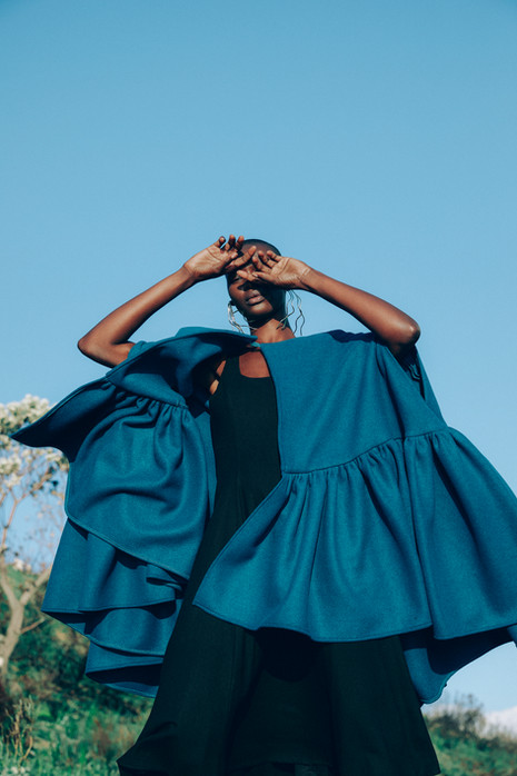 ELEMENTS // AFRICA IS NOW MAGAZINE