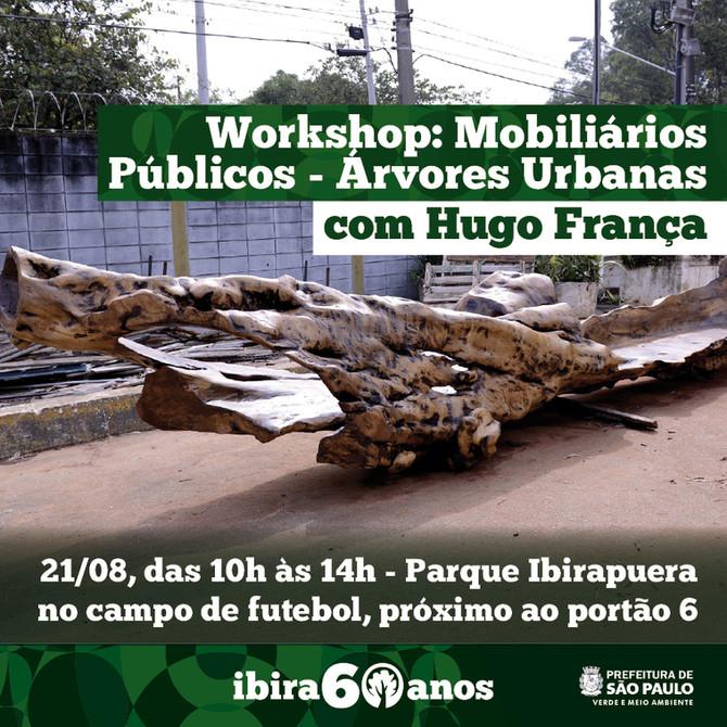 Workshop com Hugo França