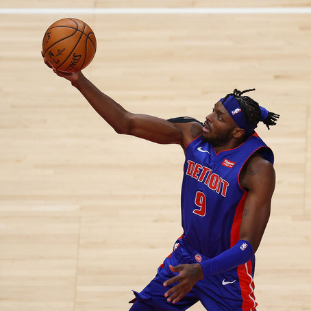 The Jerami Grant Signing Represents a Marriage of Preparation and Opportunity
