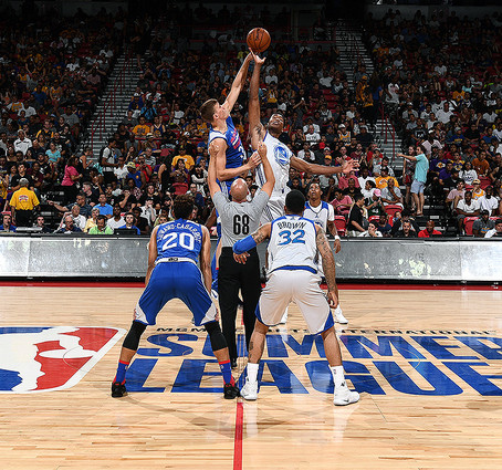 NBA Summer League is More Than an Event, It's an Experience