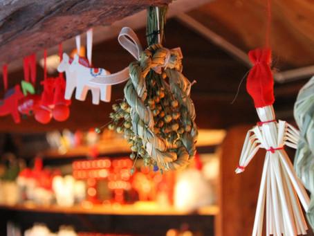 Julmarknader ger julstämning!