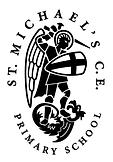 ST. Michael's Logo Black .png
