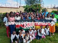 Newsletter: Jahresversammlung 2020
