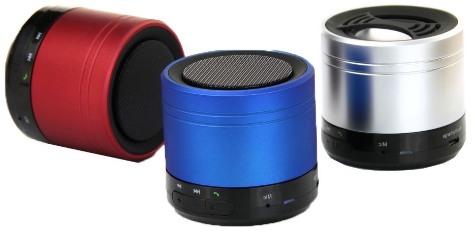 Customizable bluetooth speakers