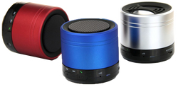 Customizable bluetooth speakers