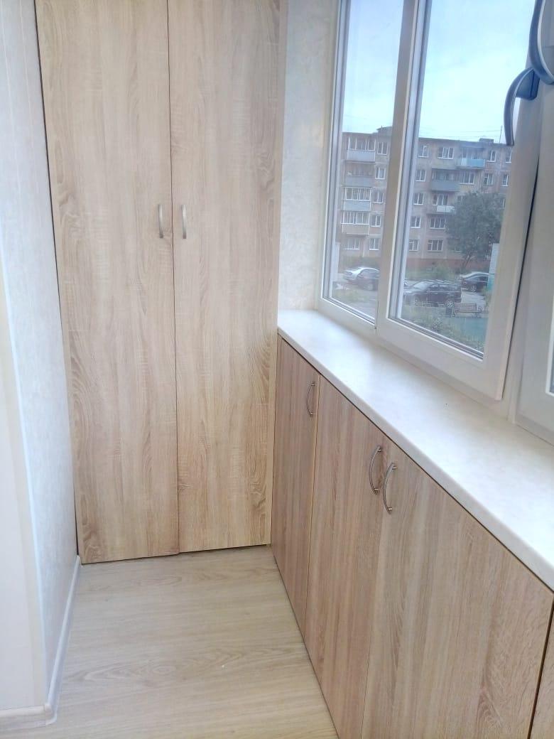 отделка балконов дск фото баню