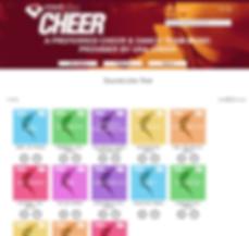 Power Music Cheer