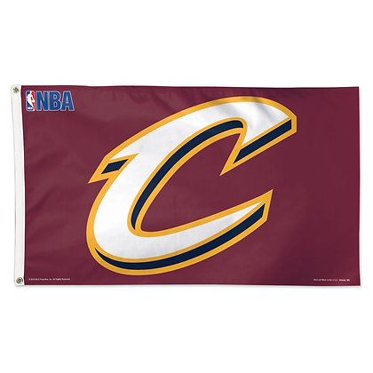Cleveland Cavaliers 3'x5' Deluxe flag