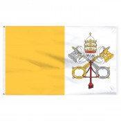 3'x5' Papal nylon flag