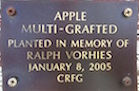 OrchardPlaque2005RalphVorhies.jpg