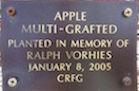 OrchardPlaque2005RalphVorhies.jpg