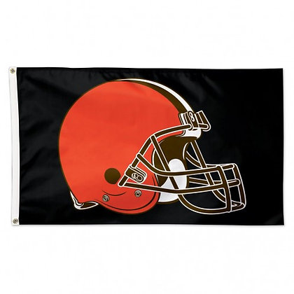 Cleveland Browns 3'x5' Deluxe flag