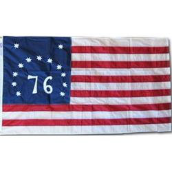 3'x5' Bennington nylon flag
