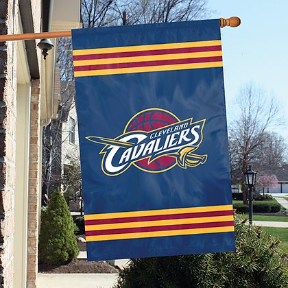 Cleveland Cavaliers Applique double sided banner