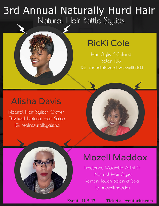 The Natural Hair Battle Is Here!!!