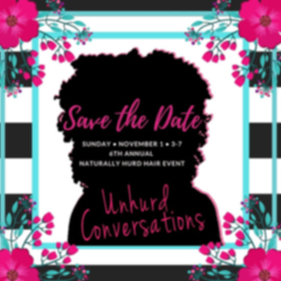 save the date 6th annual naturally hurd