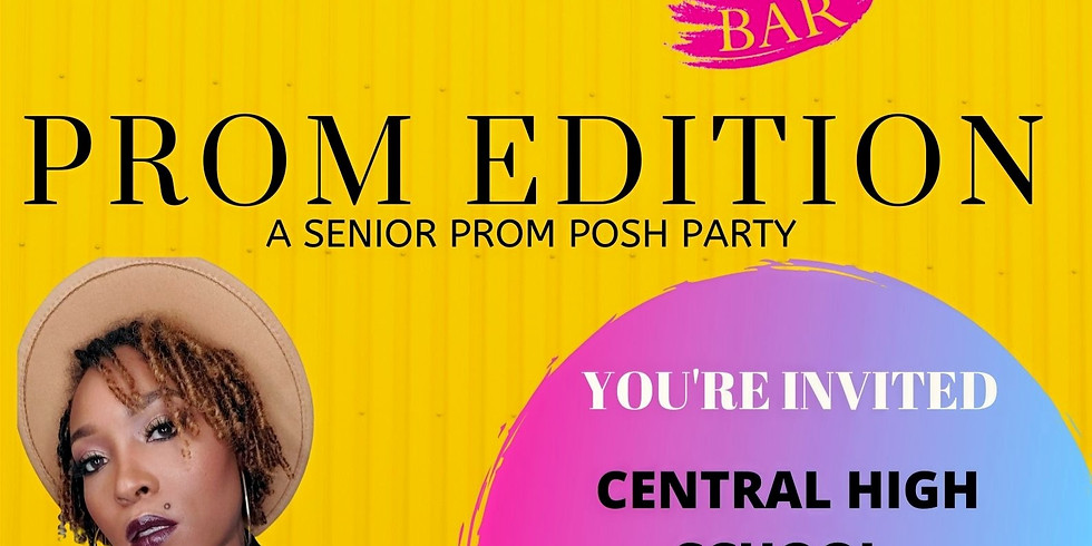 Prom Edition at Polished Beauty and Grooming Bar APRIL 25, 2020