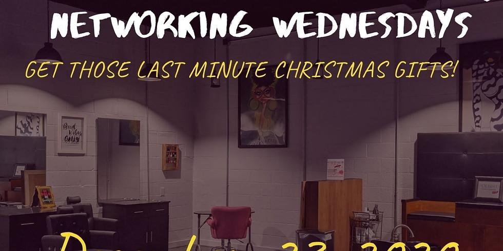 NETWORKING WEDNESDAYS