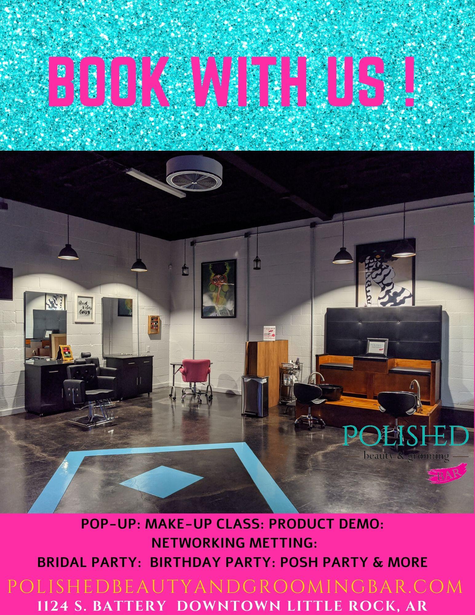 Pop Up Shop Rental