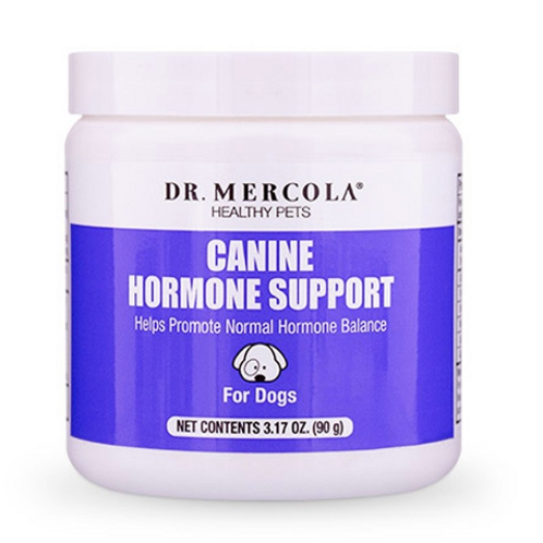 Dr Mercola Canine Hormone Support