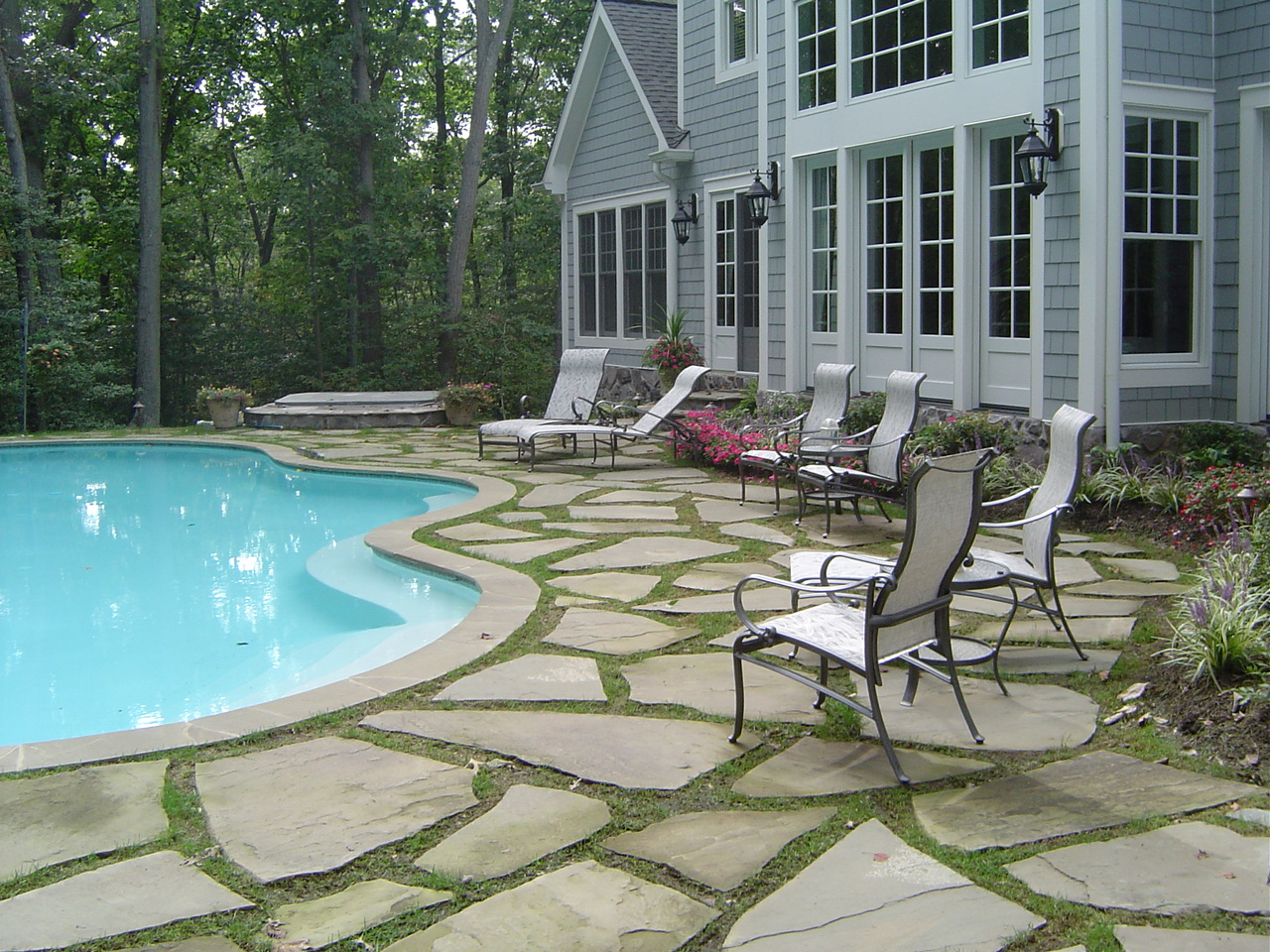 Pool Flagstone
