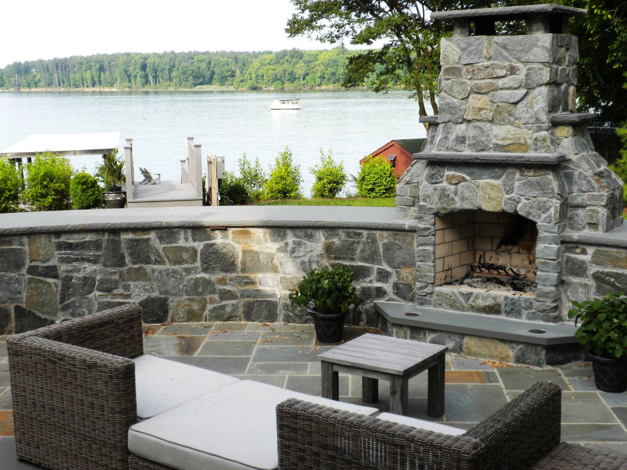 Mayo Fireplace