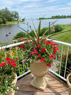 Planter Pot Water View 1