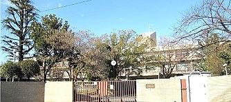 大阪教育大学附属平野中学校画像