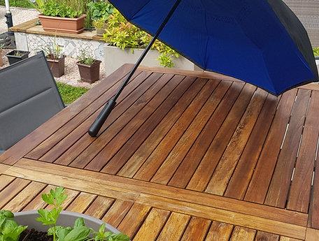 Parapluie anti tempete