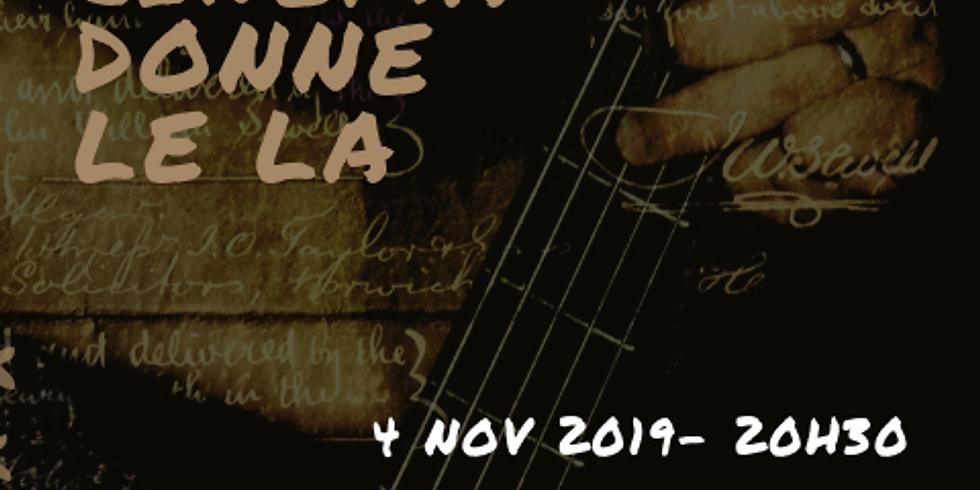 """Concert """"Le Cinéma donne le La"""""""