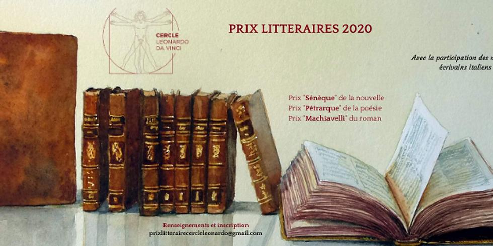 Prix littéraires du Cercle Leonardo da Vinci