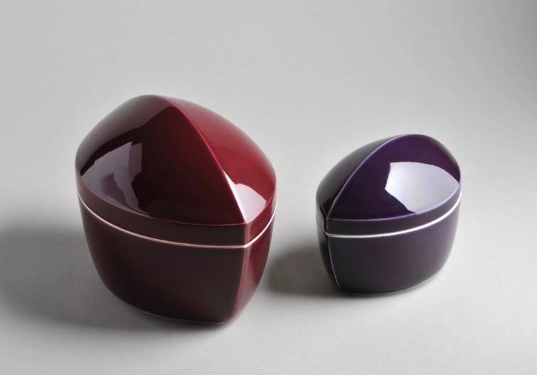 violet and darkblue