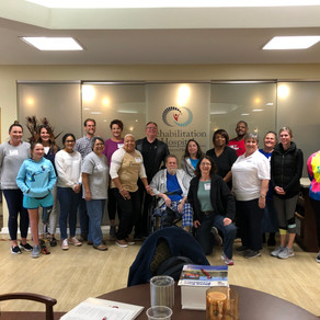 Amputee Prosthetic Clinic Sponsors First Stride in Macon