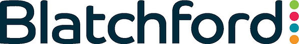 Blatchford Logo Full Colour Pantone 303_